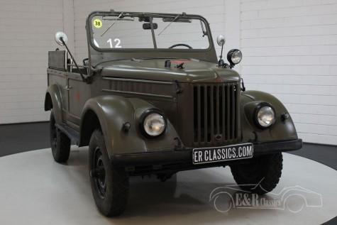 GAZ model 69 1969 a vendre