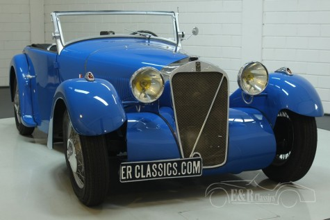 Georges Irat MDS cabriolet 1936  a vendre