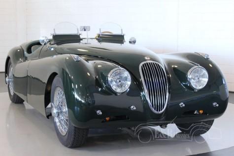 Jaguar XK120 Roadster 1952 a vendre