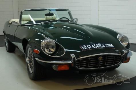 Jaguar E-Type S3 1972  a vendre