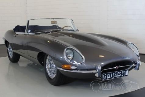 Jaguar E-Type S1 3.8 L cabriolet 1963  a vendre