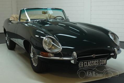 Jaguar E-Type S1 cabriolet 1966  a vendre