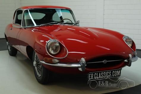 Jaguar E-Type S1.5 coupé 1968 a vendre