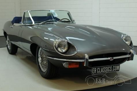 Jaguar E-Type Series 2 cabriolet 1968 a vendre