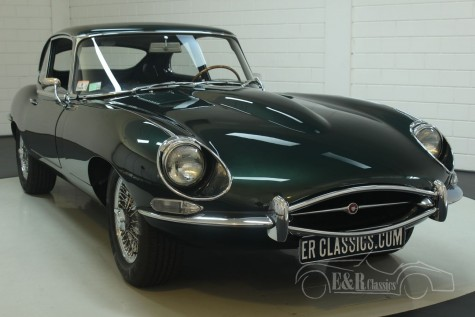 Jaguar E-Type S1.5 2+2 1969  a vendre