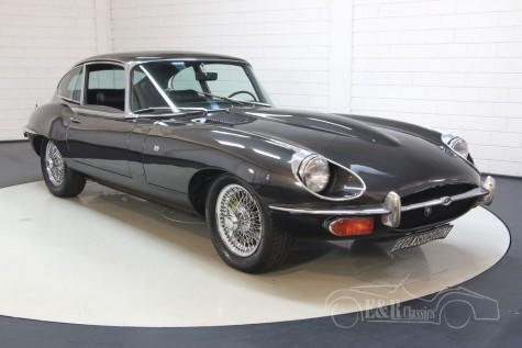 Jaguar E-Type a vendre