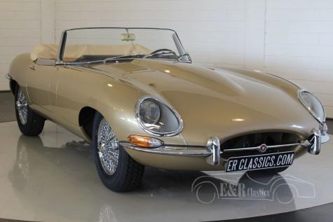 Jaguar E-Type Series I Roadster 1965 a vendre