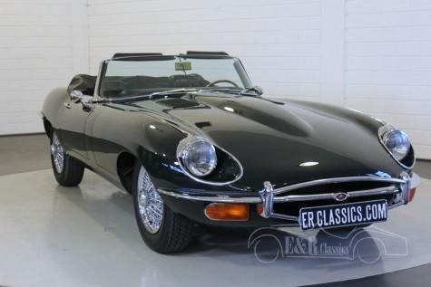 Jaguar E-Type Series 2 cabriolet 1970  a vendre