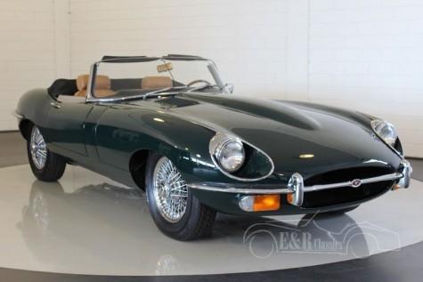 Jaguar E-type Series 2 Cabriolet 1969 a vendre