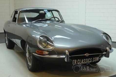 Jaguar Type E S1 Coupé 1961 a vendre