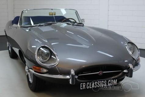 Jaguar E-type S1 3.8 Cabriolet 1964 a vendre
