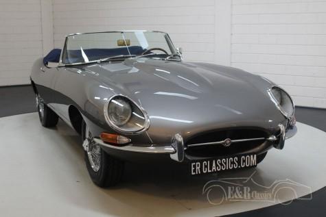 Jaguar Type E S1 Cabriolet 1967 a vendre