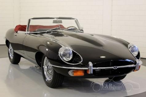 Jaguar E-Type S2 1969 cabriolet a vendre