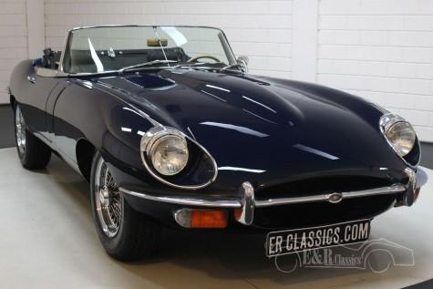 Jaguar Type E Serie 2 Cabriolet 1970 a vendre
