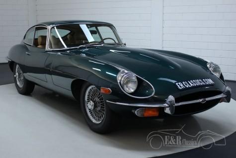 Jaguar E-type Series 2 coupé a vendre