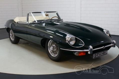 Jaguar E-Type Series 2 Cabriolet  a vendre