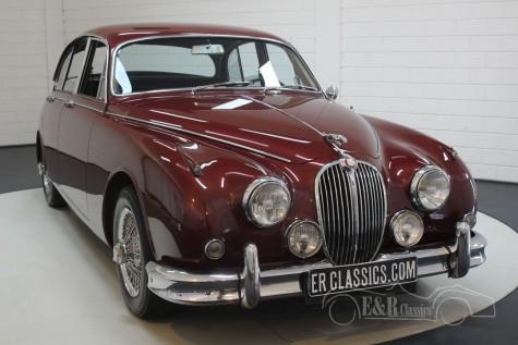 Jaguar MK2 Saloon 3.8 1960 a vendre