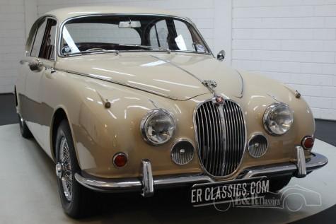Jaguar MKII 2.4 1968 a vendre