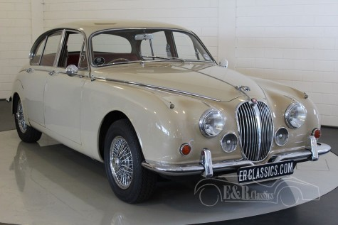 Jaguar MK2 Saloon 1968 a vendre