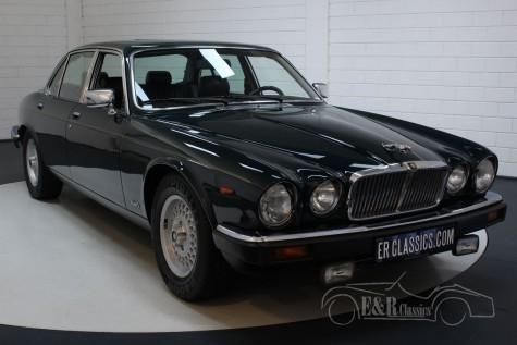 Jaguar XJ12 Series III 1991 a vendre