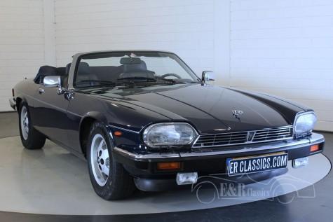 Jaguar XJS Cabriolet 1989 a vendre