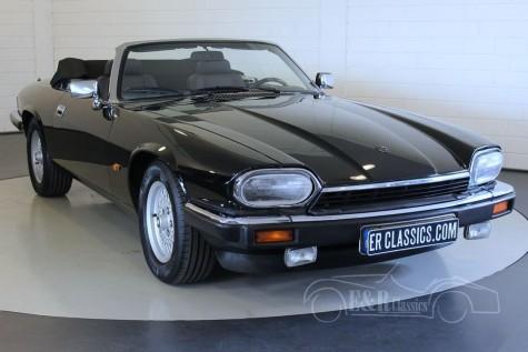 Jaguar XJS cabriolet 4.0 1993 a vendre