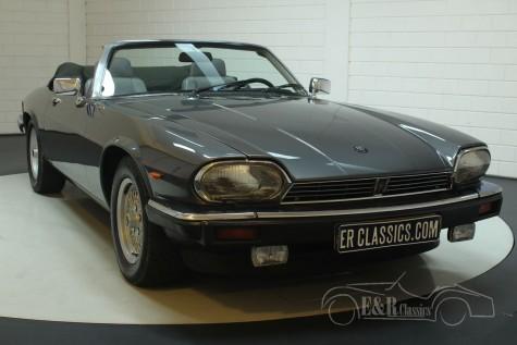 Jaguar XJS Cabriolet V12 1988  a vendre