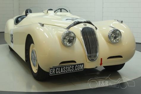 Jaguar XK120 Le Mans Roadster 1951  a vendre