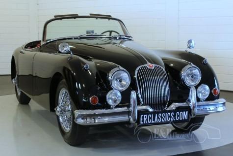 Jaguar XK150 OTS LHD 1958 a vendre