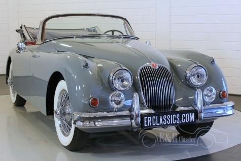 Jaguar XK150 S DHC LHD 1959 a vendre