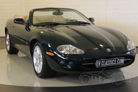 Jaguar XK8 cabriolet 2000  a vendre