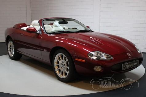 Jaguar XKR 2001 a vendre