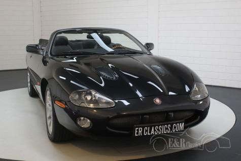 Jaguar XKR Cabriolet 2001  a vendre