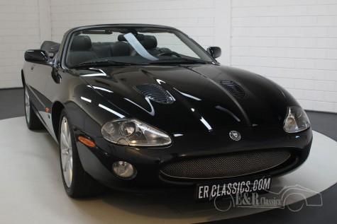 Jaguar XKR Cabriolet 2003  a vendre