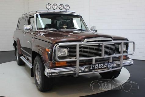 Jeep Cherokee Chief 5.9L V8 1980  a vendre