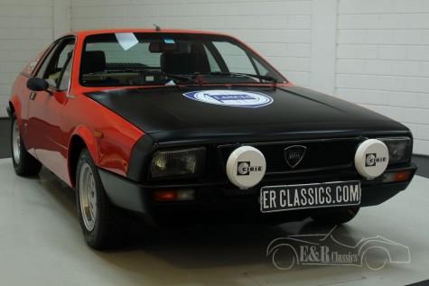 Lancia Beta Montecarlo 1976  a vendre