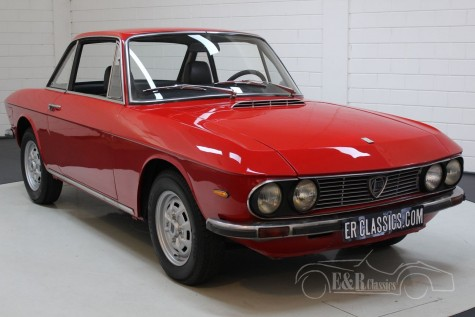 Lancia Fulvia 1.3S coupé 1974 a vendre
