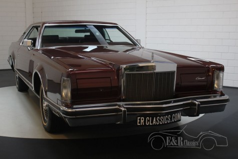 Lincoln Continental Mark V 1978 a vendre
