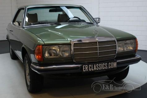 Mercedes-Benz 230C Coupé W123 1978 a vendre