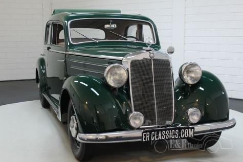 Mercedes Benz 170-SD 1953 a vendre