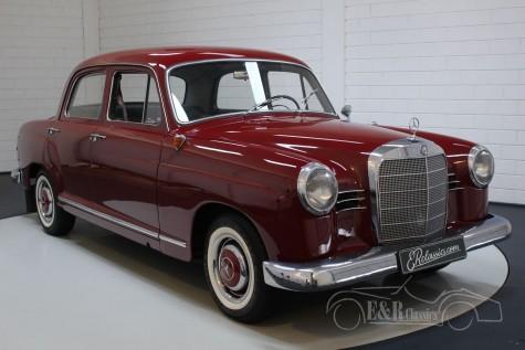 Mercedes-Benz 180 Ponton 1961 a vendre