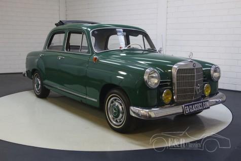 Mercedes-Benz 190 Ponton a vendre