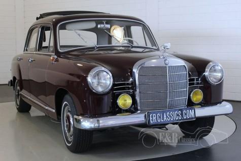 Mercedes-Benz 190D Ponton  a vendre
