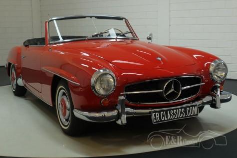 Mercedes-Benz 190 SL cabriolet 1962  a vendre