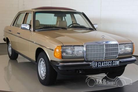 Mercedes-Benz 230E 1984  a vendre