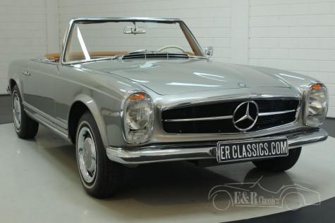 Mercedes-Benz 230SL cabriolet 1964  a vendre