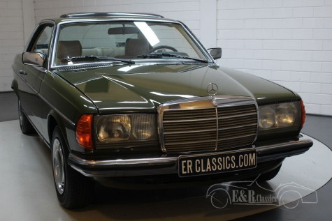 Mercedes-Benz 280CE Coupé W123 1981 a vendre