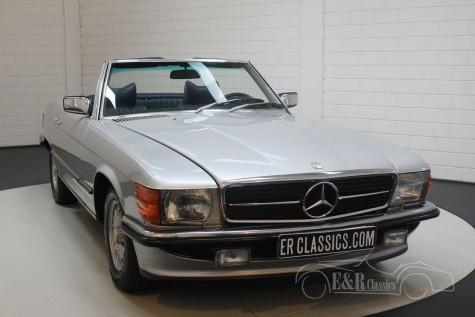 Mercedes-Benz 280 SL Cabriolet 1977  a vendre