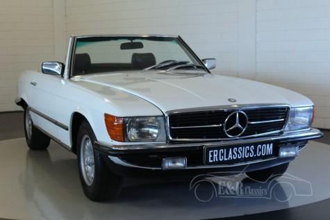 Mercedes-Benz 280 SL 1981 a vendre