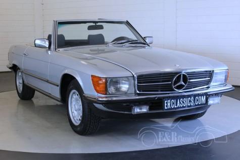 Mercedes-Benz 280 SL Cabriolet 1981 a vendre